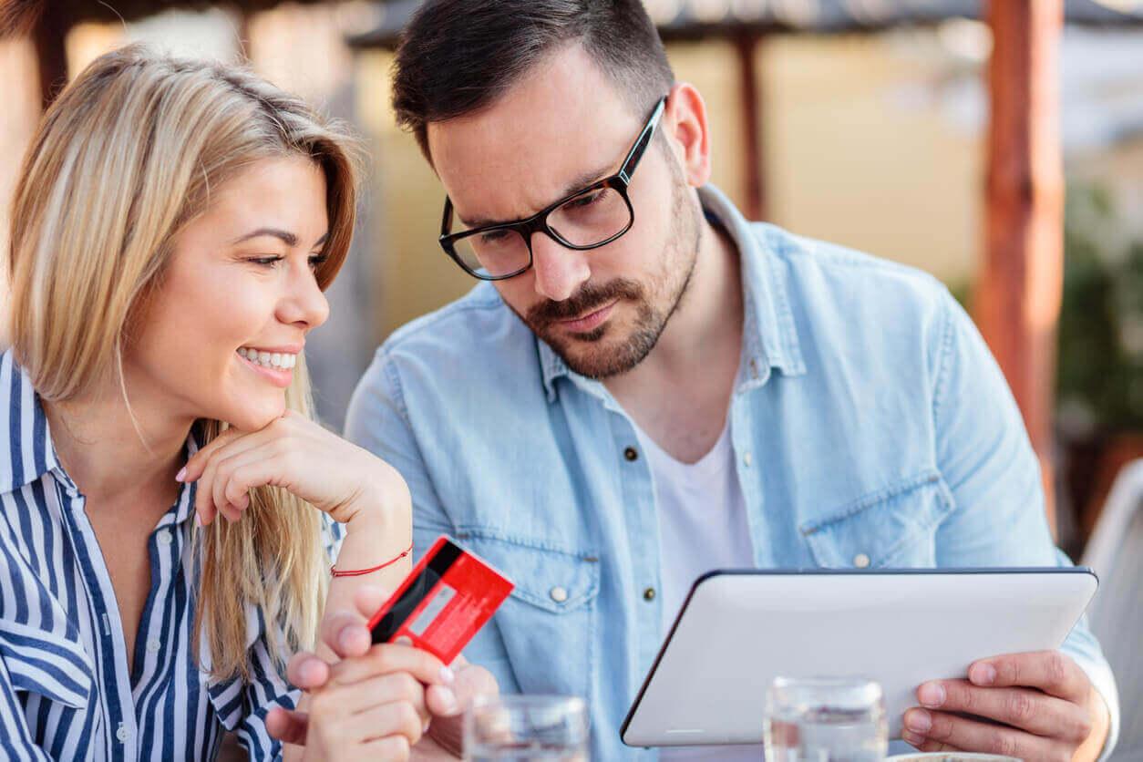 bruke kredittkort